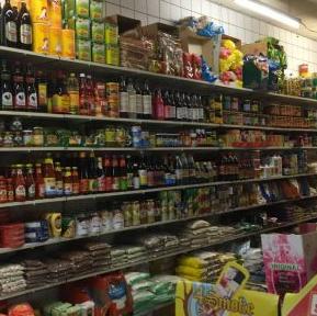 De exotische supermarkt Rotterdam-Noord: Toko Bergweg
